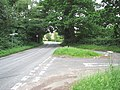 Junction of Surlingham Lane and Mill Hill - geograph.org.uk - 1363123.jpg