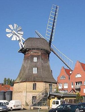 Buckow (Berlin) - Jungfermühle
