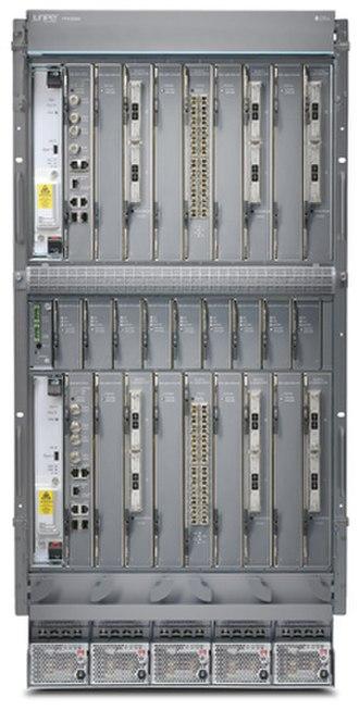 Juniper Networks - Image: Juniper Networks PTX3000 packet transport router