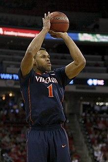 Justin Anderson (basketball) - Wikipedia