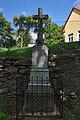 Kříž u hospody, Strhaře, okres Brno-venkov.jpg