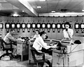 K-25 Control Room 1946 Oak Ridge (29089884385).jpg