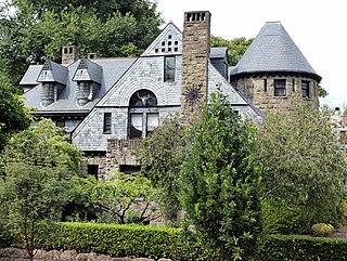 Dr. K. A. J. and Cora Mackenzie House Historic building in Portland, Oregon, U.S.