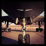 KC-10 Extender landing gear. Probably most beautiful tanker out there. (8201653684).jpg