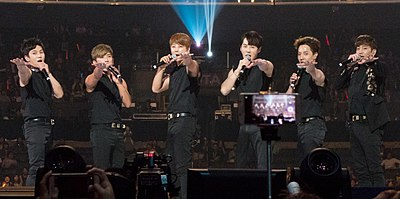Picture of a band or musician: Shinhwa