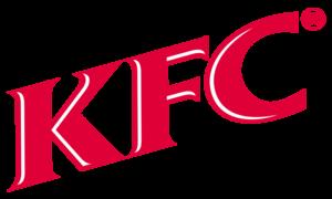 Het logo van KFC