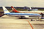 KLM B767-300 PH-BZE at AMS (16190251212).jpg