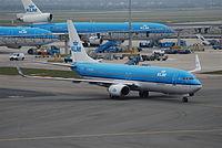 PH-BXE - B738 - KLM