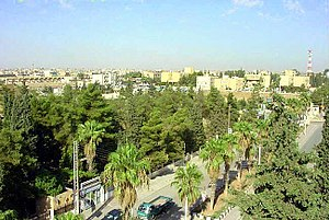 Qamishli - Image: Kamishly view