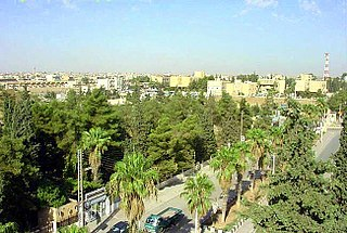 City in al-Hasakah, Syria