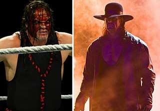 The Brothers of Destruction Professional wrestling tag team