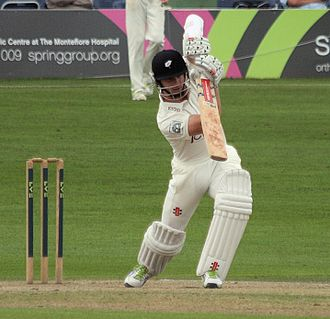 Kane Williamson - Kane Williamson batting for Yorkshire (2013)