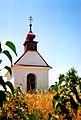 Kaple Panny Marie Sněžné, Santon 1996.jpg