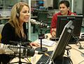 Karen Marón en Hora 20. Radio Caracol Radio. Bogotá. Colombia.jpg