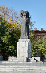 Pomnik Karola Marksa w Uljanowsku