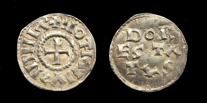 File:Karolingische denier Lotharius Dorestad.jpg