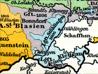 Princely Landgraviate of Klettgau