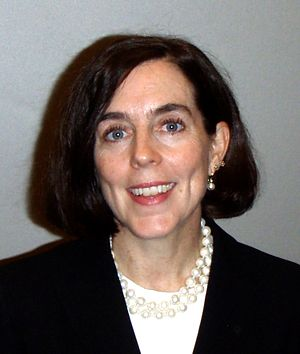Kate Brown - Brown in 2008