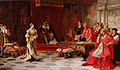 Katherine of Aragon Denounced Before King Henry VIII and His Council.jpg