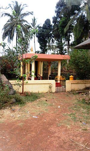 Kattikkulam, Wayanad - Kattikkulam Nair temple