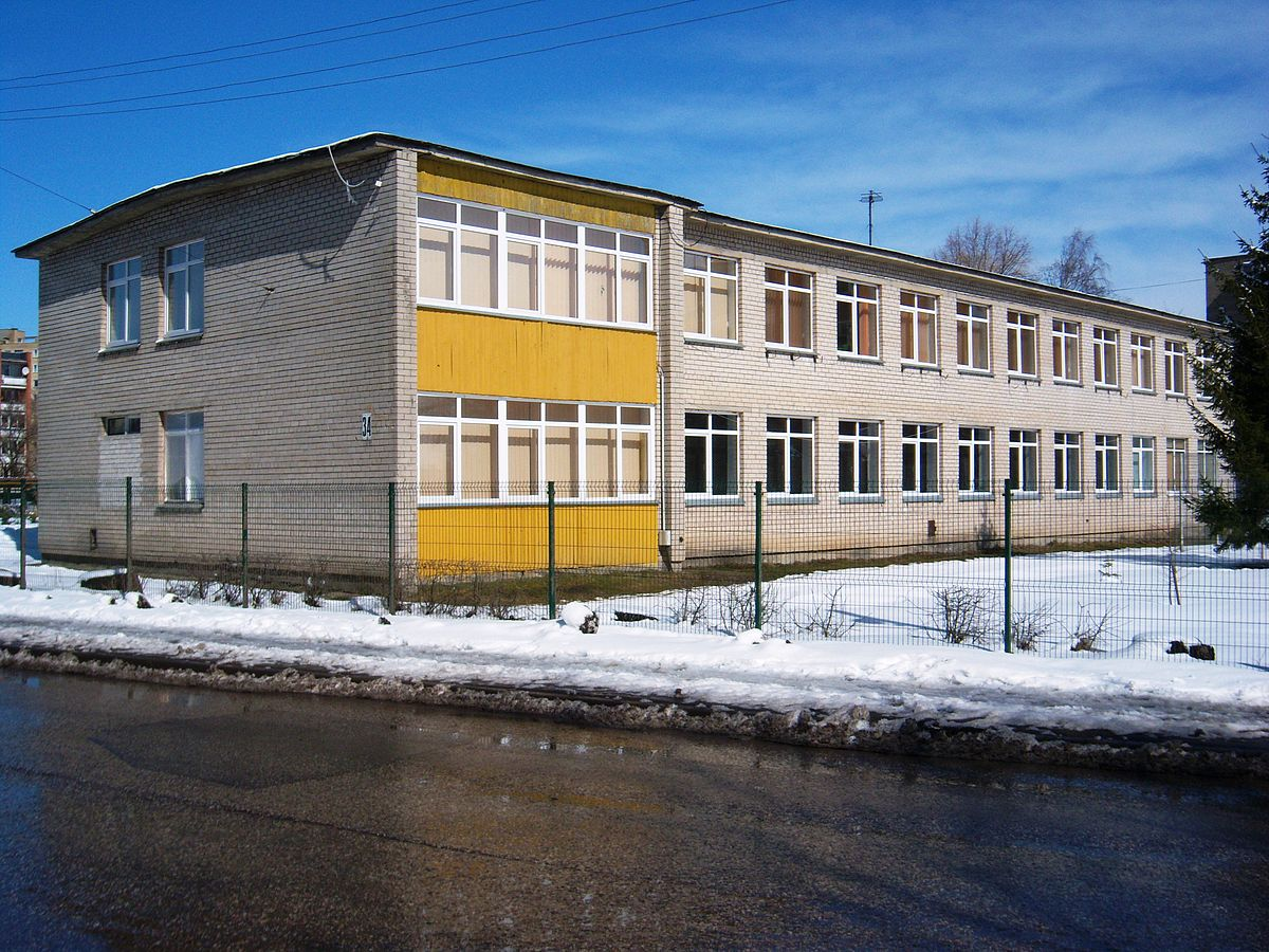 Kauno jaunimo mokykla foto
