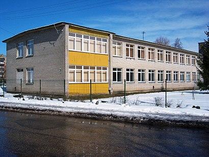 Как доехать до Kauno Jaunimo mokykla на общественном транспорте