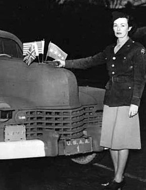 Kay Summersby - Kay Summersby in 1944.