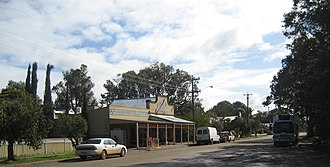 Kendenup, Western Australia - Ridge Brothers store, Hassell avenue, Kendenup