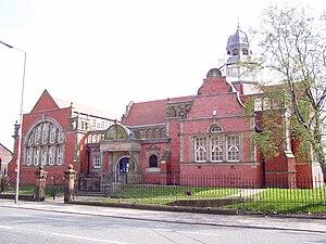 Kensington, Liverpool - Kensington Library