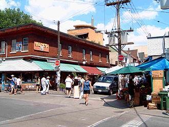 Kensington Market - Shops in Kensington Market