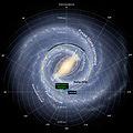 Kepler-452 in Milky Way ukrainian.jpg