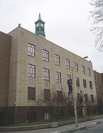 Kerr Hall - A part of South Kerr Hall