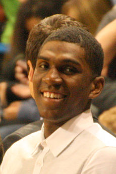 Kevon Looney at 2016 D-League Showcase.JPG