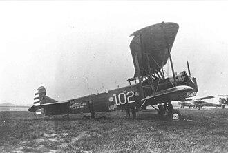 Keystone B-4 - Keystone Y1B-4 (S/N 30-281)