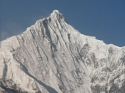 Вид на східний бік гори