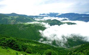 Khoda Afarin County - Mountainous areas of Khoda Afarin county