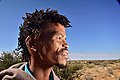 Khomani San people, Kalahari, Northern Cape, South Africa (20543494255).jpg