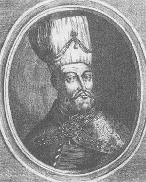 Ivan Andreyevich Khovansky (Tararui) - A 19th-century engraving