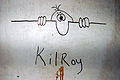 Kilroy was in the MCV Tunnel System, Richmond VA.jpg