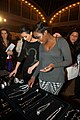 Kim Kardashian and Estelle at the Swarovski Accessories Table.jpg