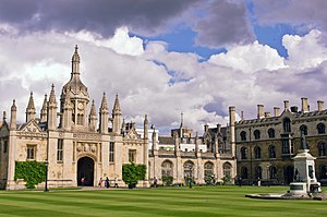 King's College cover