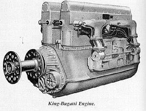 Bugatti U-16 - The King-Bugatti U-16