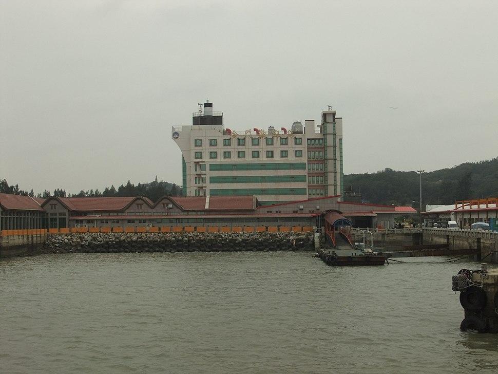 Kinmen - Shuitou Harbor - DSCF9379