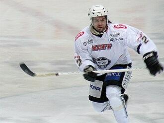 Marko Kiprusoff - Image: Kiprusoff Marko TPS