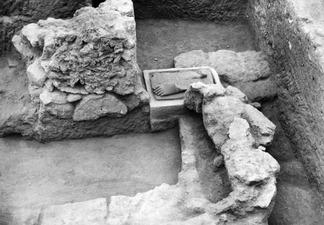 Kition. Herakles med altare, fr. N. Larnaca - SMVK - C01774.tif