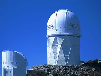 Kitt Peak National Observatory - Image: Kittpeakteliscope