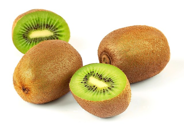 Kiwi - dá sa pestovať aj u nás v záhradkách