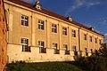 Klasztor benedyktynek - strona zachodnia.jpg