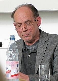 Klaus Modick German author and translator