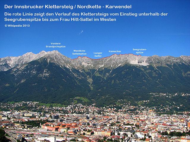 Klettersteig Nordkette : Datei:klettersteig nordkette.jpg u2013 wikipedia